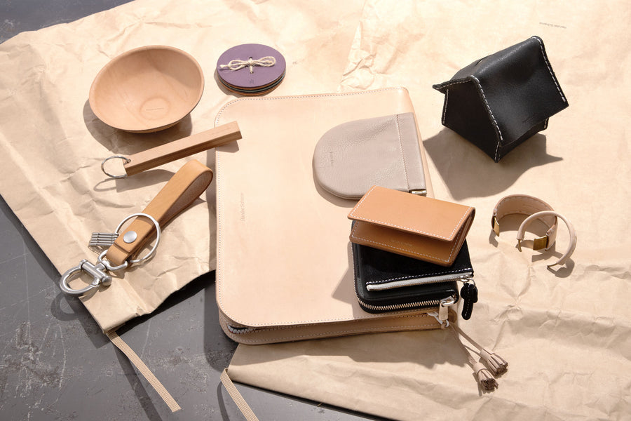 Hender Scheme's Latest Leather Accessories are Available Now