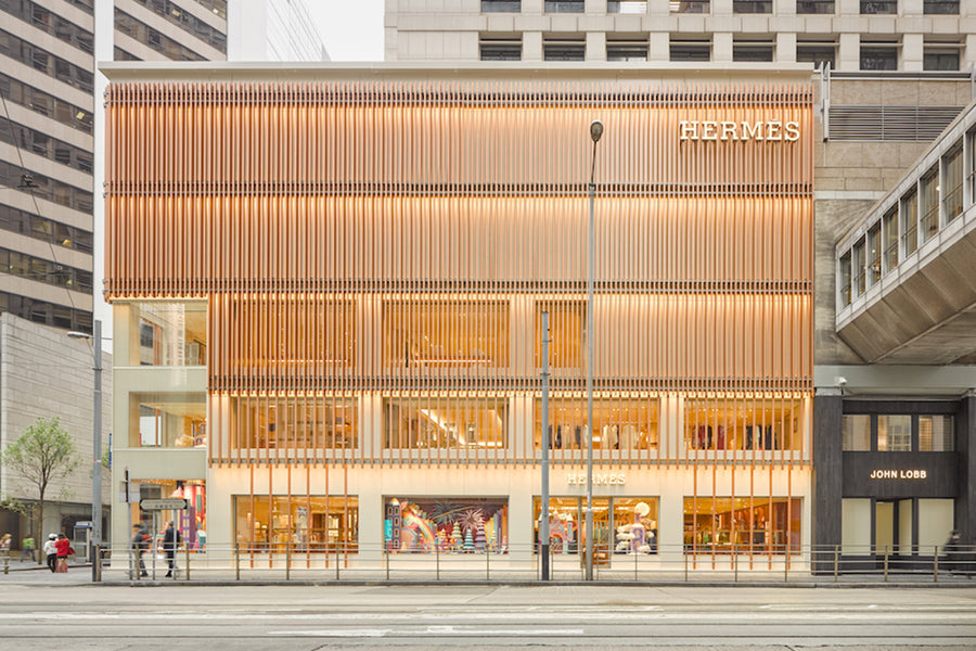 Hermès Opens Stunning New Flagship Store in Hong Kong
