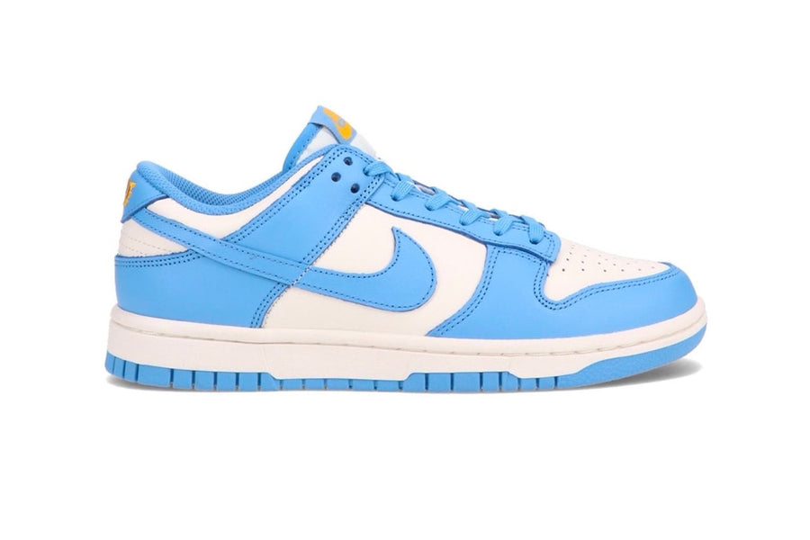 "RAFFLE: Nike Dunk Low Retro SP ""SAIL/COAST-UNIVERSITY GOLD"" (WMNS)"