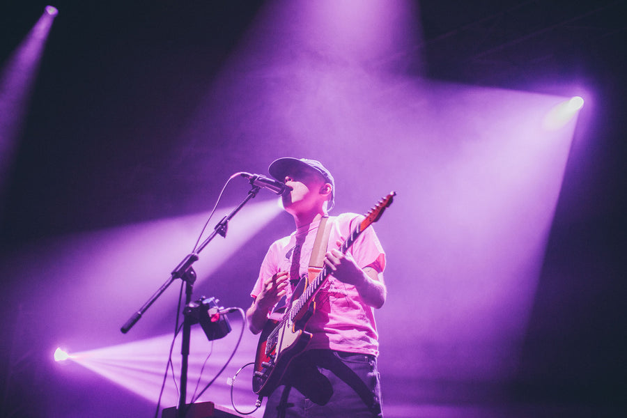 Hyukoh Plays Two Sold Out Shows in Hong Kong