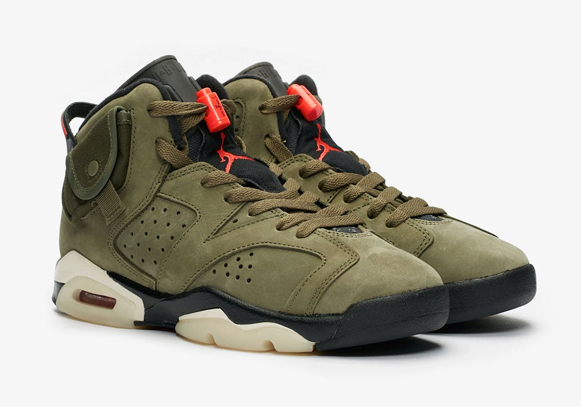Raffle: Travis Scott x Air Jordan 6 (GS)