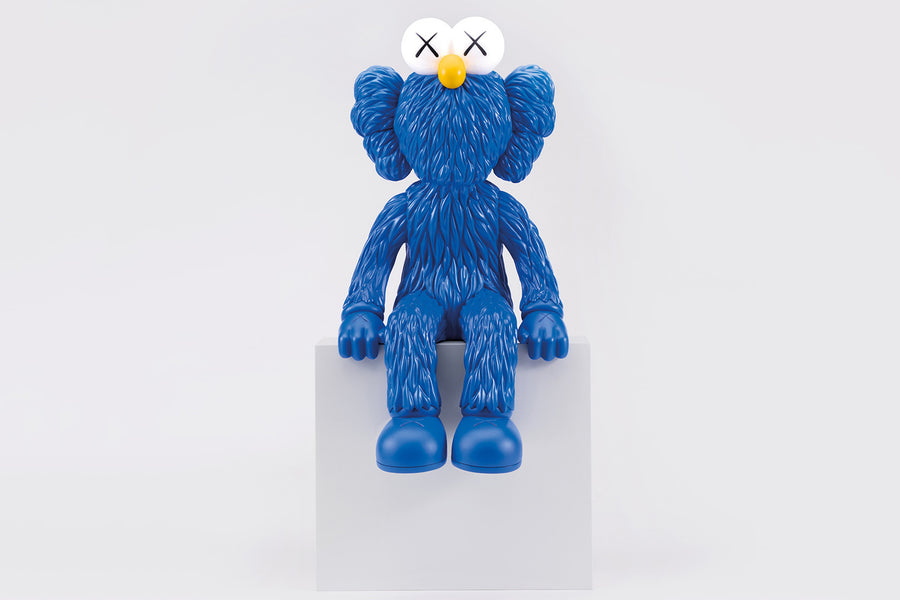 "KAWS Brightens the World with New ""SEEING"" Figure"