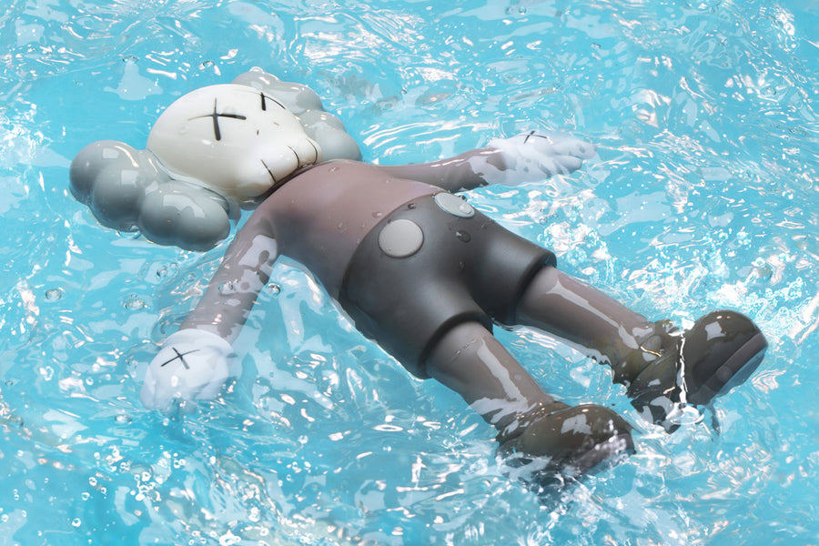 KAWS is Going On Holiday with a Huge Companion Release