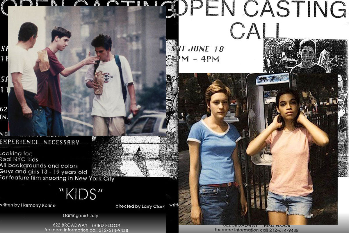 Larry Clark's Kids: An Accidental Cult Fashion Film