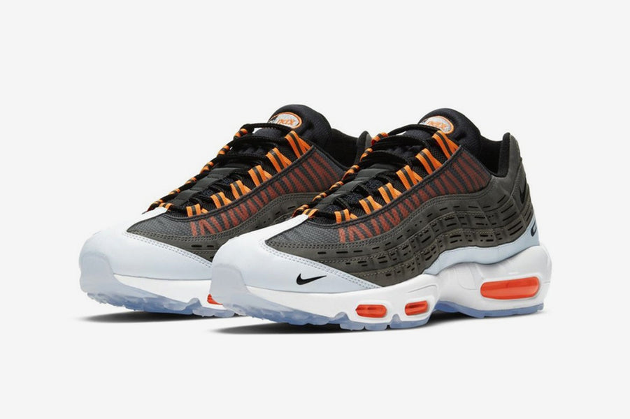 RAFFLE: Nike Air Max 95 / Kim Jones
