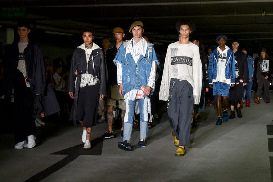 Storied Japanese Designer Mihara Yasuhiro Introduces MODIFIED