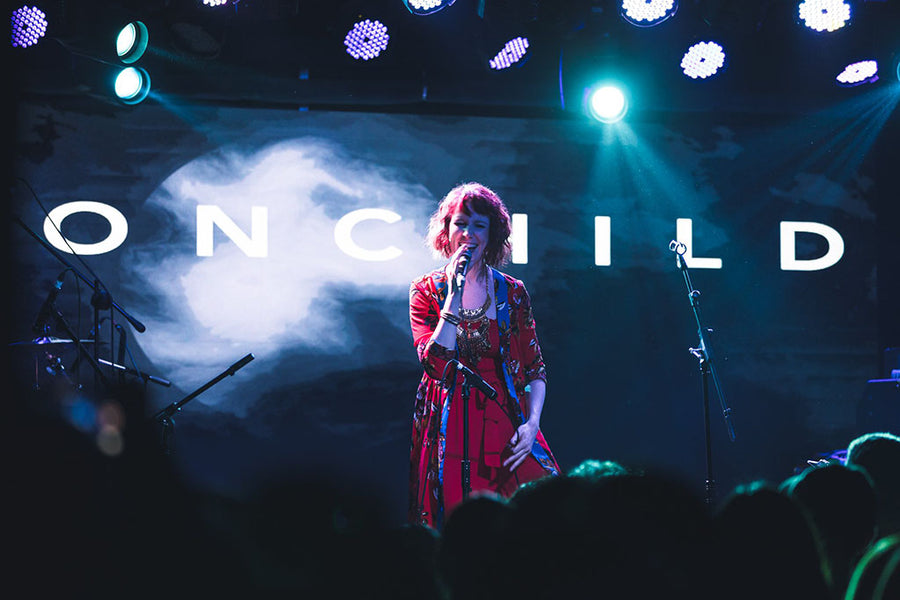 Moonchild Performs Sold Out Show in Hong Kong