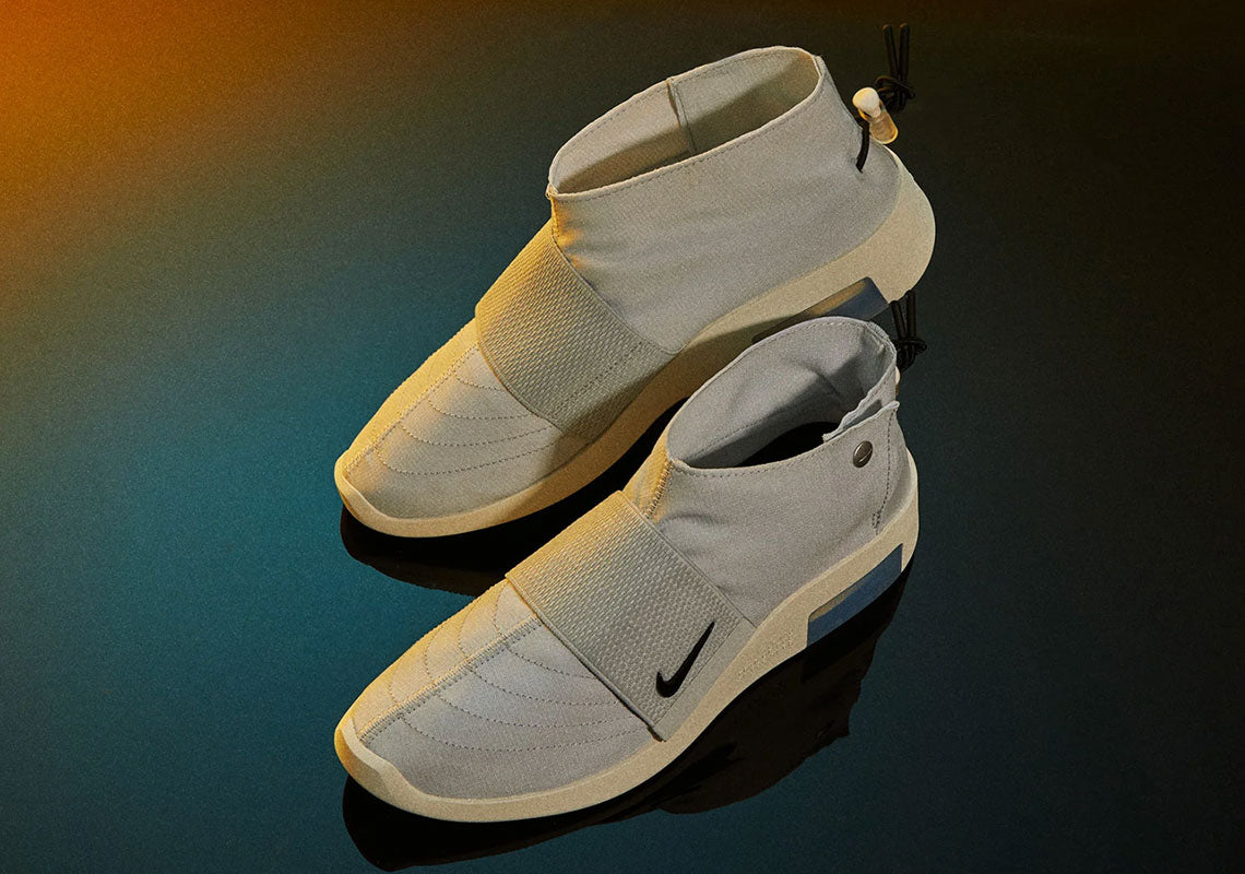 """The Nike Air Fear Of God Moc """"Pure"""