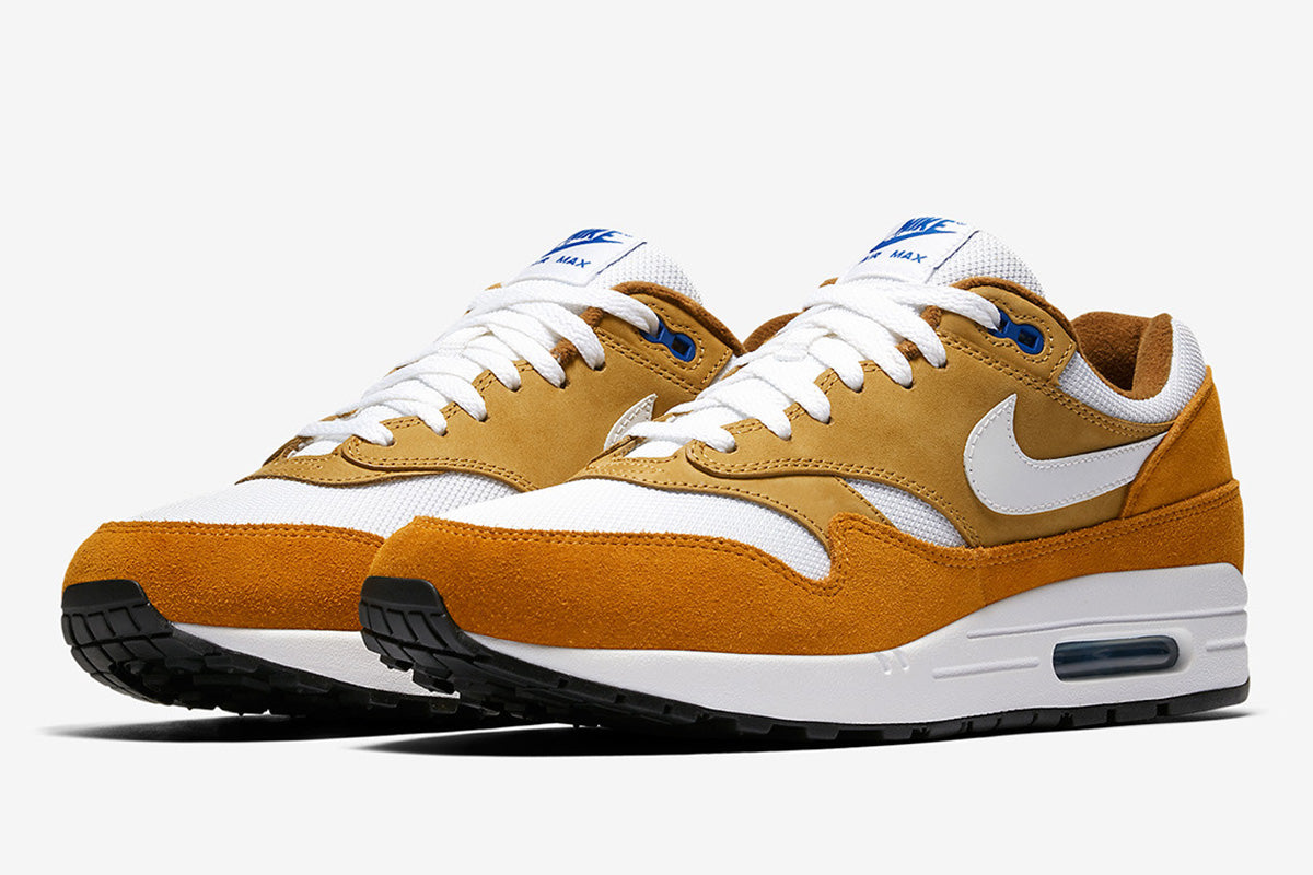 "Nike and atmos Team Up For the Air Max ""Curry"" Pack"