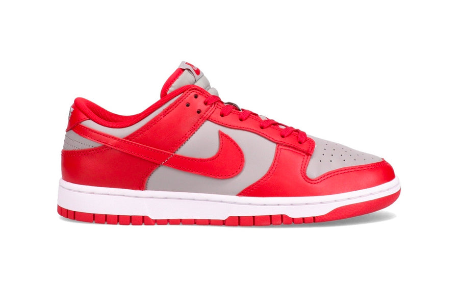 "RAFFLE: Nike Dunk Low Retro SP ""MEDIUM GREY/VARSITY RED-WHITE"""