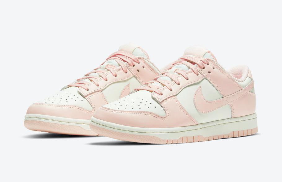 "RAFFLE: WMNS NIKE DUNK LOW RETRO ""SAIL/ORANGE PEARL"""