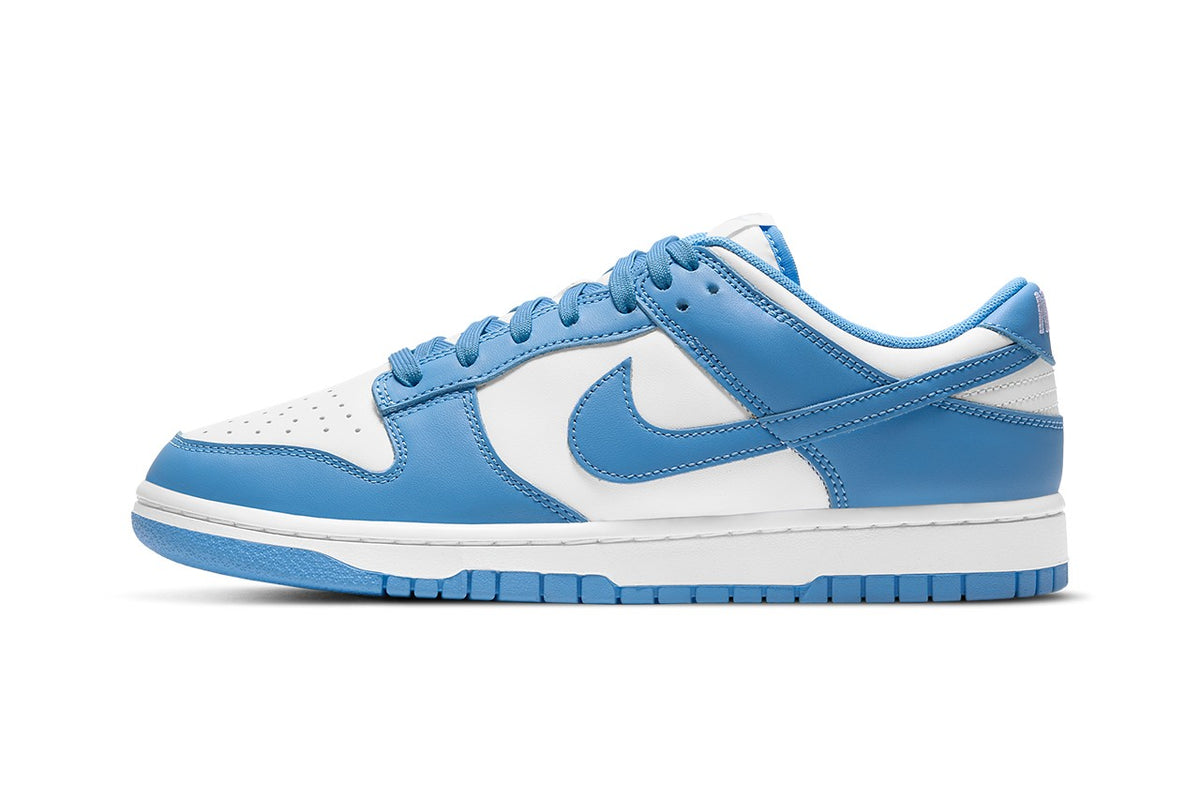 "RAFFLE: NIKE DUNK LOW RETRO ""UNIVERSITY BLUE"""