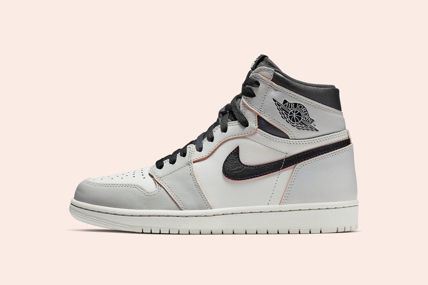 "Raffle: Air Jordan 1 SB ""Light Bone"""