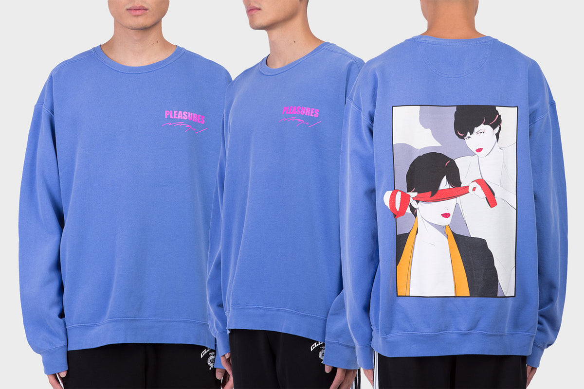 PLEASURES' Latest Drop Features Artist Patrick Nagel