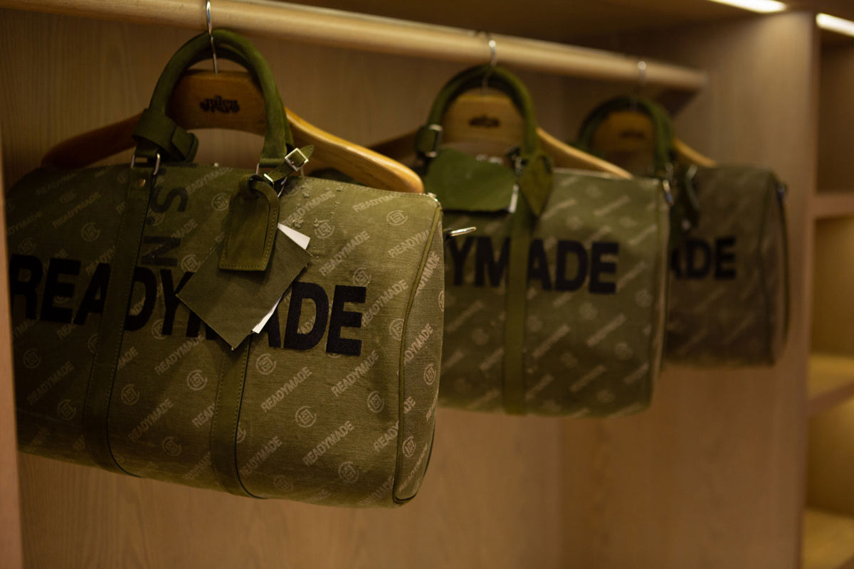 READYMADE Pop-Up Party Recap at JUICE Sheung Wan