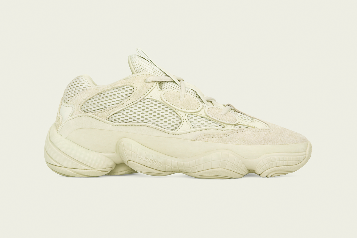 YEEZY 500 SUPERMOON YELLOW Raffle