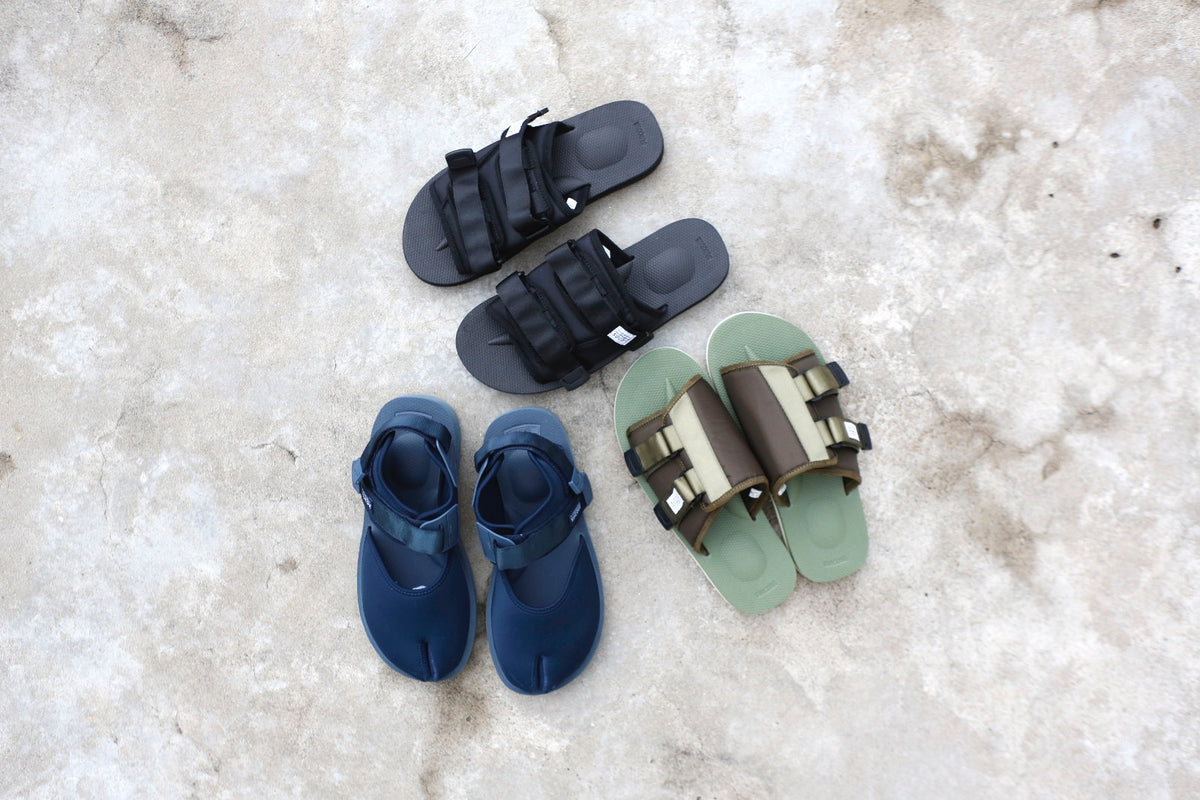 SUICOKE Makes a Splash with its New Spring Summer 2018 Collection