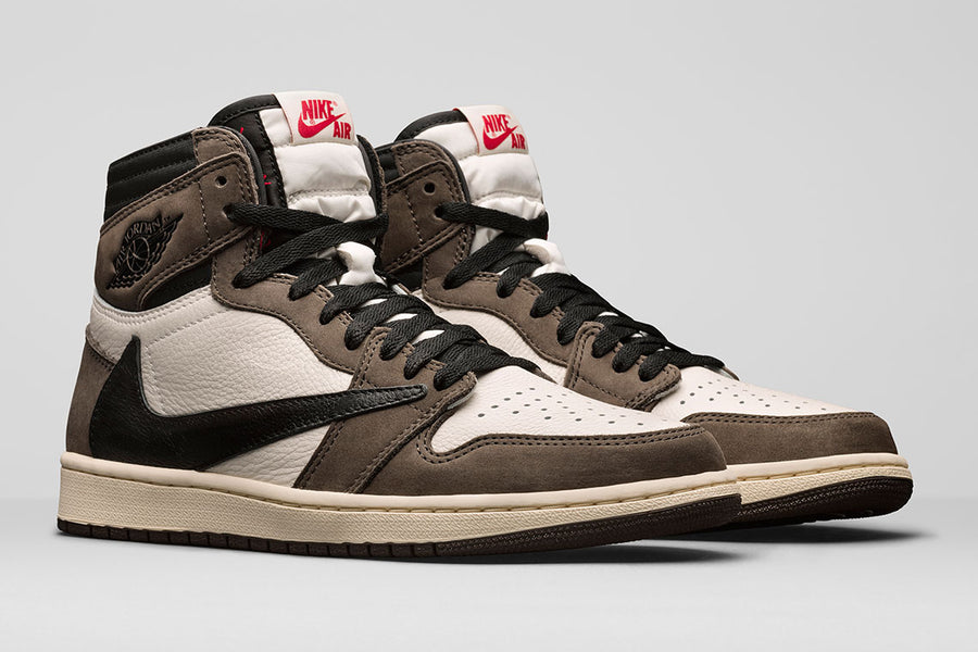 Raffle: Travis Scott x Air Jordan 1