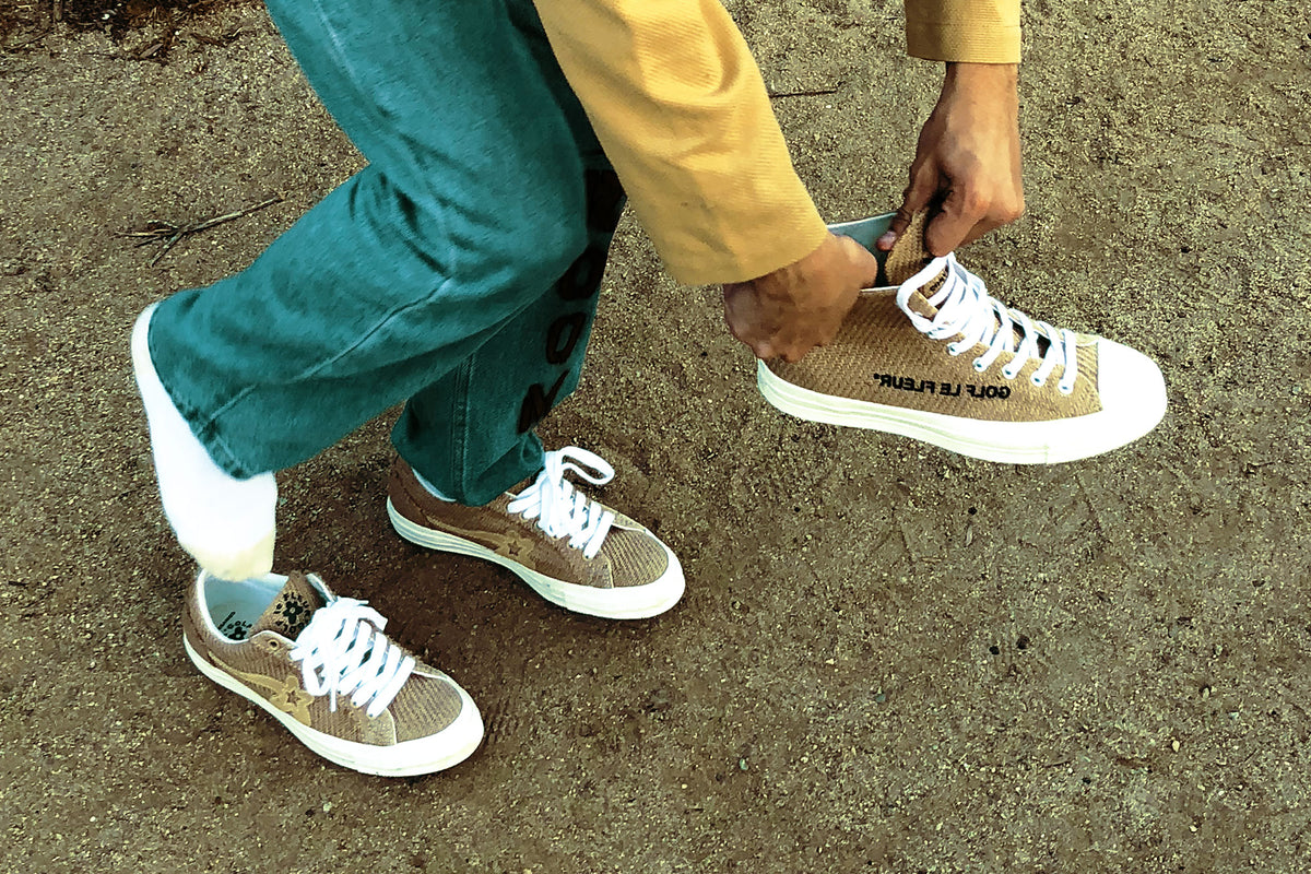 Golf Le Fleur S Latest Converse Collaboration Is Dropping This Week