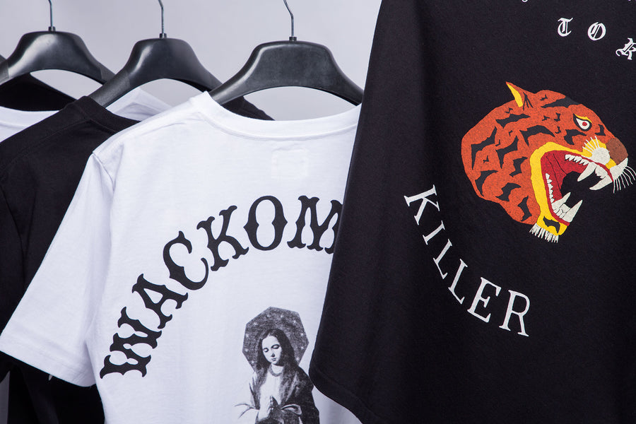 Wacko Maria's Latest Release Features the Brand's Signature Graphics