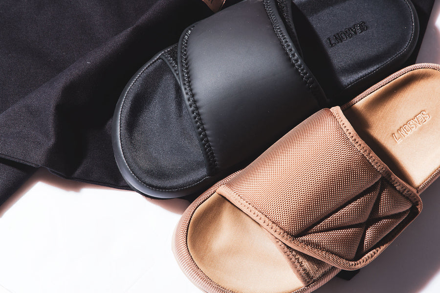 Kanye West's Infamous YEEZY Fabric Slides are Available Now