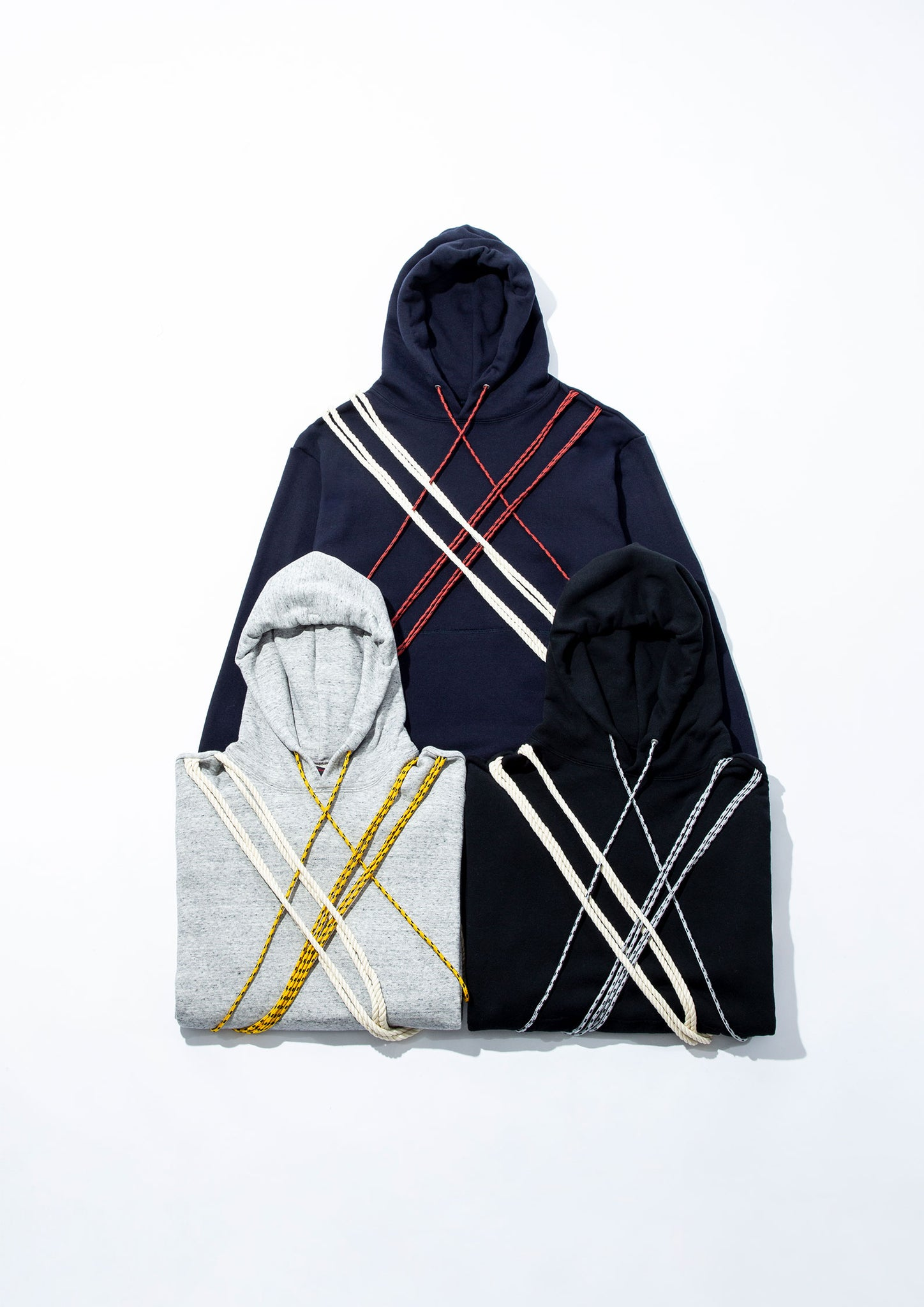 "CLOT LACE HOODIE FALL/WINTER 2020 ""CORPORATE CLIMBING"""
