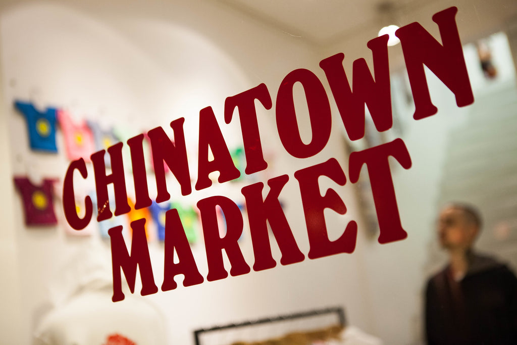 PLEASURES x CHINATOWN MARKET JUICE HK POP UP