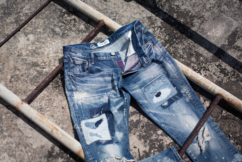 CLOT x VANQUISH DENIM COLLECTION 2017
