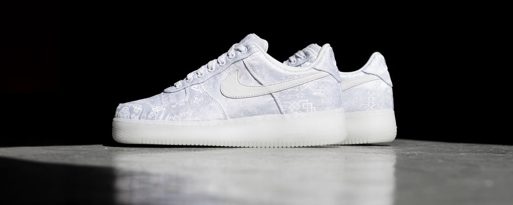 CLOT X NIKELAB SILK AIR FORCE 1