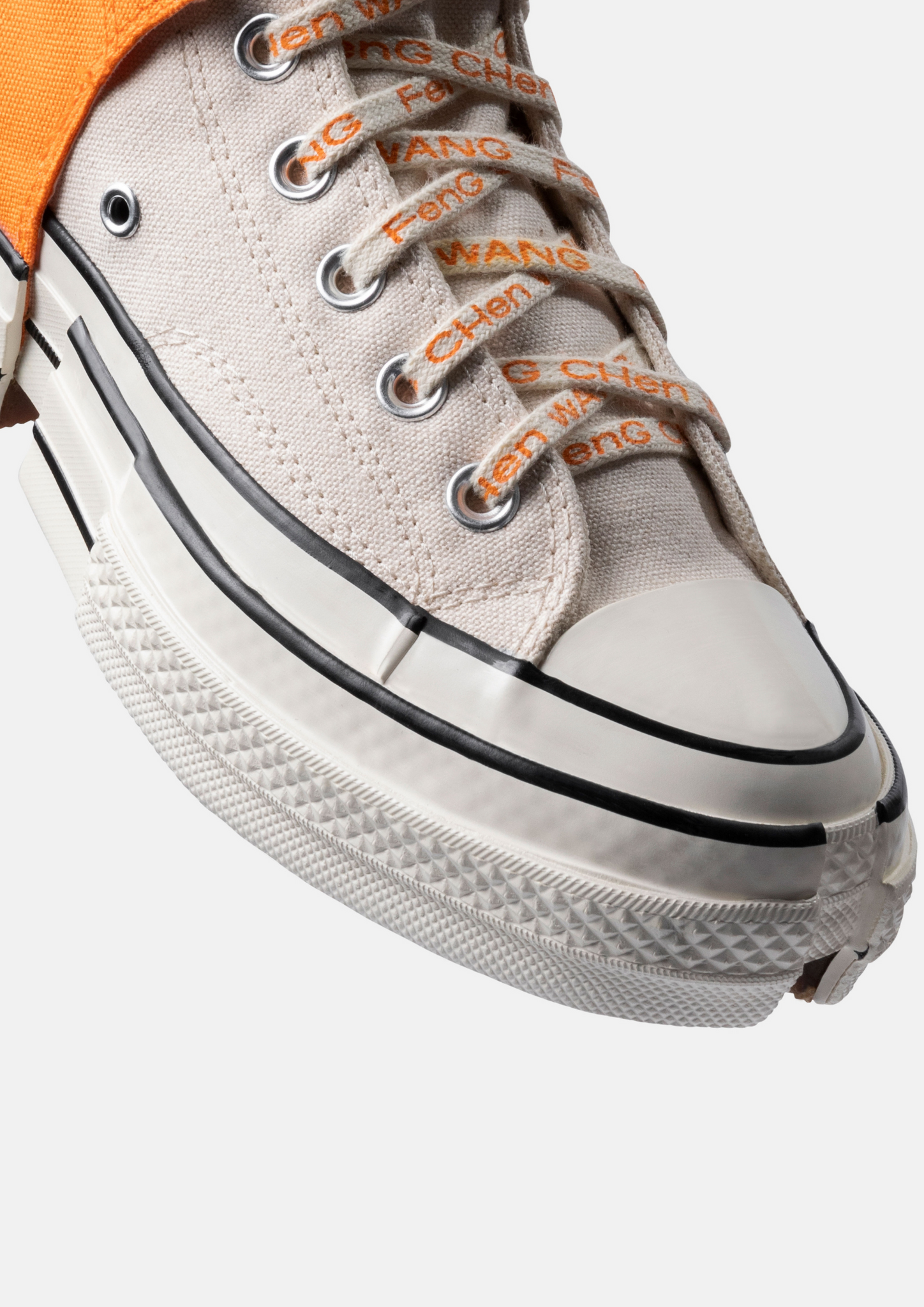 Feng Chen Wang x Converse Toe Cap (Orange)