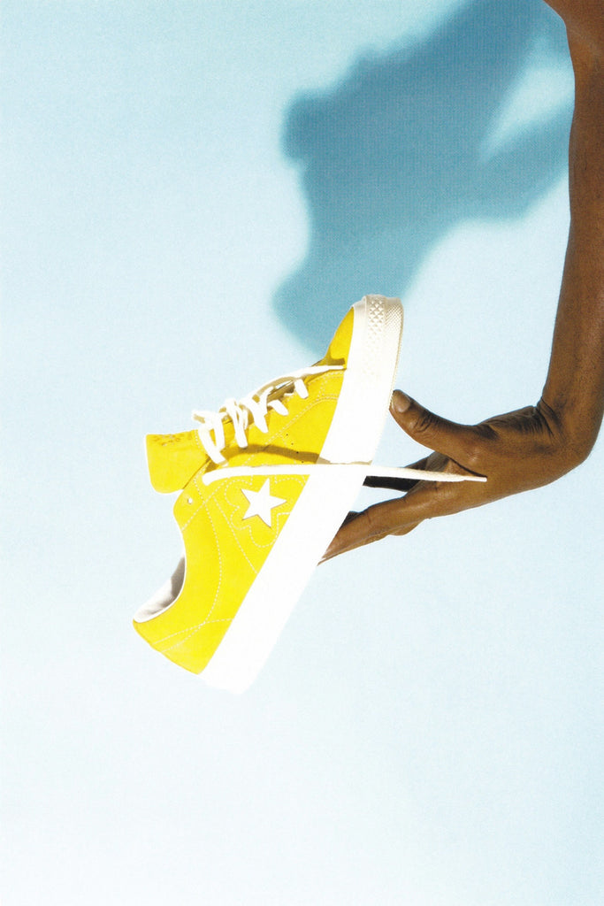 TYLER THE CREATOR CONVERSE ONE STAR x GOLF LE FLEUR