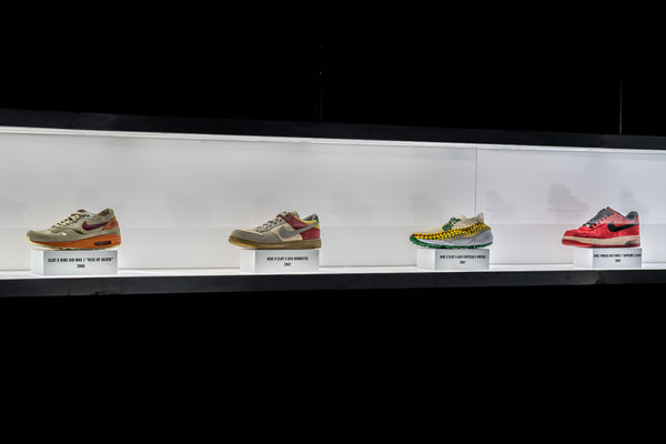 Chinese sneaker culture at Nike Lab X158 (Shanghai) for the Roger Federer AJ3 launch