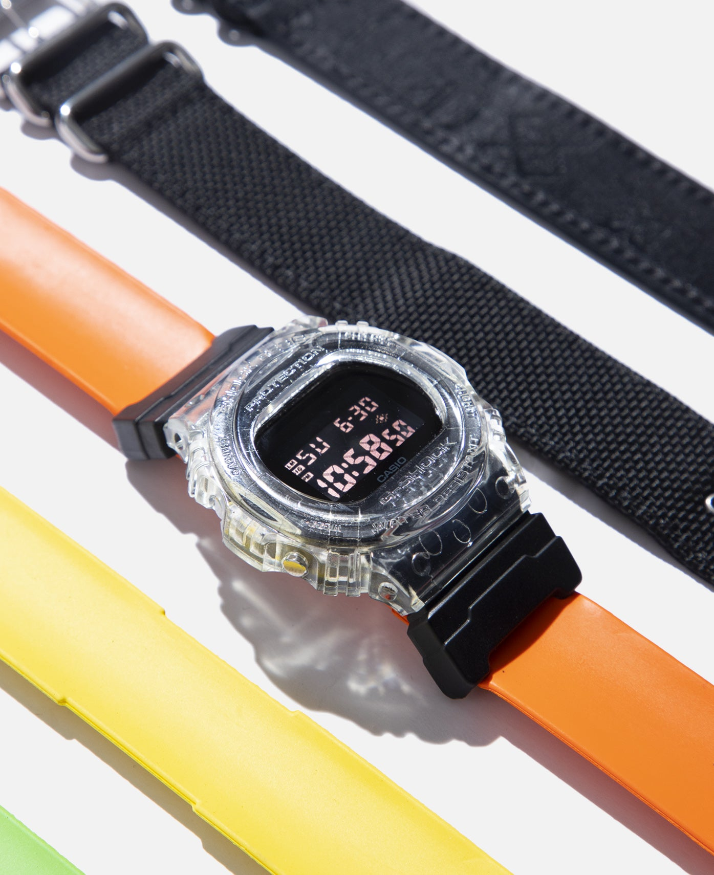 Animal Instincts Watch Online clot collaborates on the g-shock dw-5750 - stockx news