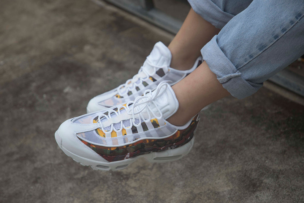 the best attitude 3b5fb 6f604 Nike Air Max 95