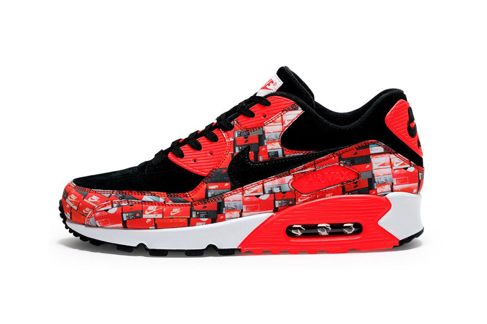 nike, atmos, we love nike pack, air max 90