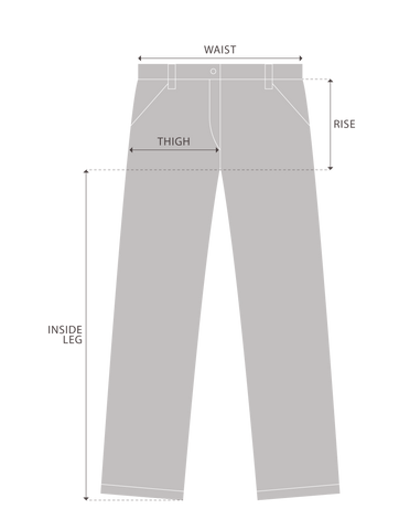 Pants Measurement