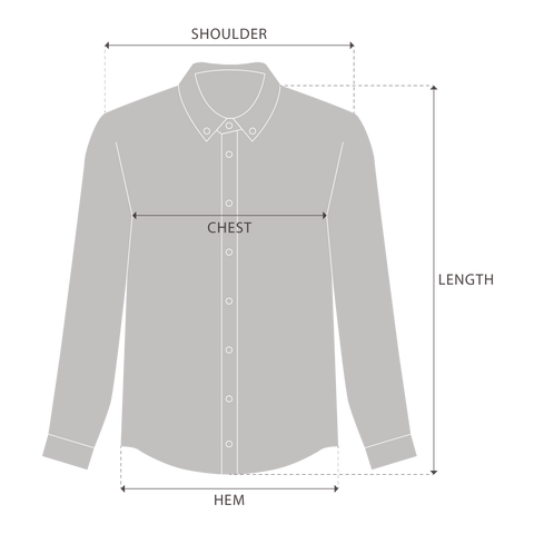 Shirts Measurement