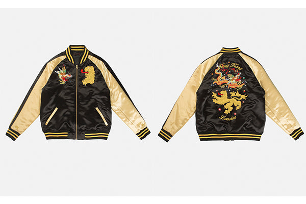 JUICE FOOTPATROL SOUVENIR JACKET