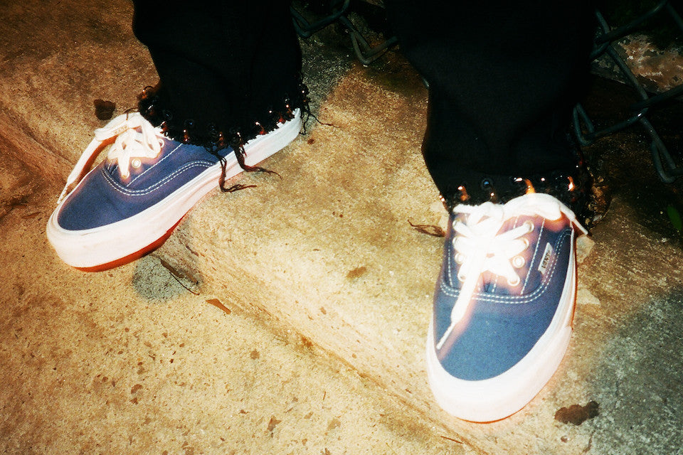 VANS x ALYX FW17 COLLABORATION