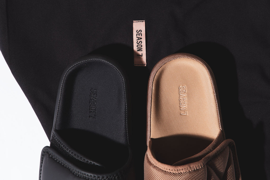 kanye west yeezy fabric slides