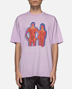 Heat Mode T-Shirt (Purple)