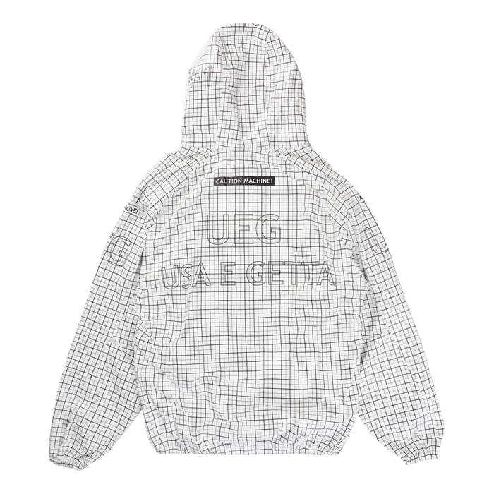 TYVEK MACHINE 2 ZIP-UP