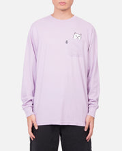 Lord Nermal L/S T-Shirt (Purple)