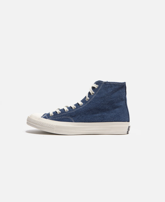 Chuck 70 Hi (Renew Denim)