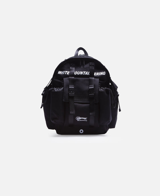 Multi Pocket Backpack (Black)