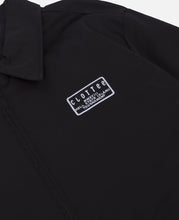 Boxy Windbreaker (Black)
