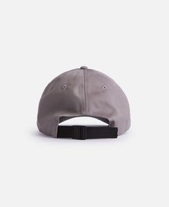 Distorted Logo Cap (Grey)