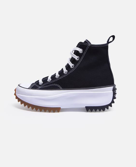 Run Star Hike Hi (Black)