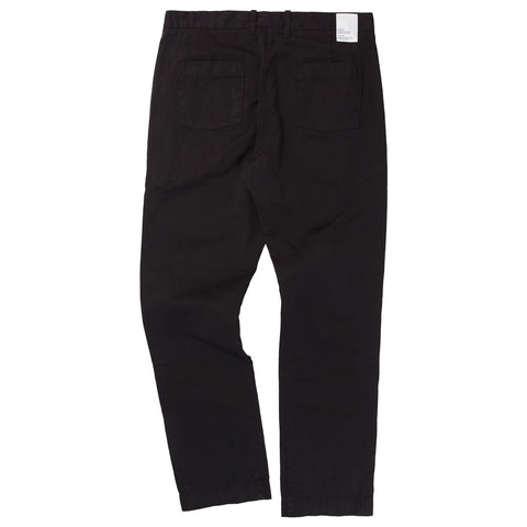 POCKET LINE TROUSER (BLACK)