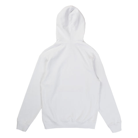 VINTAGE POCKET HOODY (WHITE)